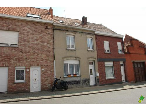 Maison vendre mouscron code zimmo da9qg for Agence immobiliere 056