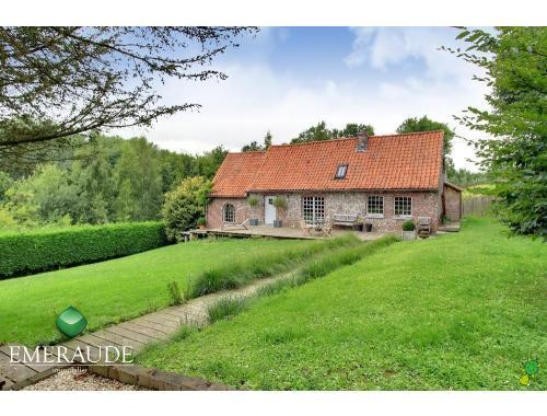 Maison vendre mont saint aubert code for Agence immobiliere 056