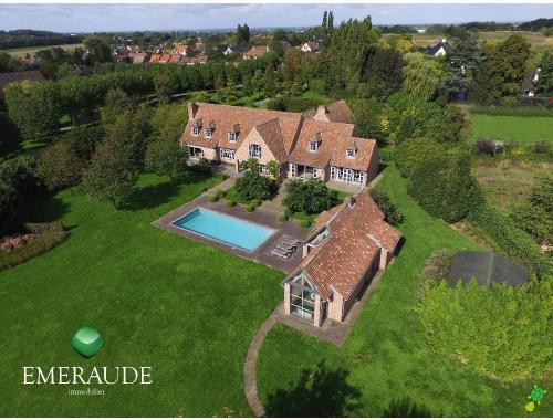 Maison vendre mouscron dj6bt for Agence immobiliere 056