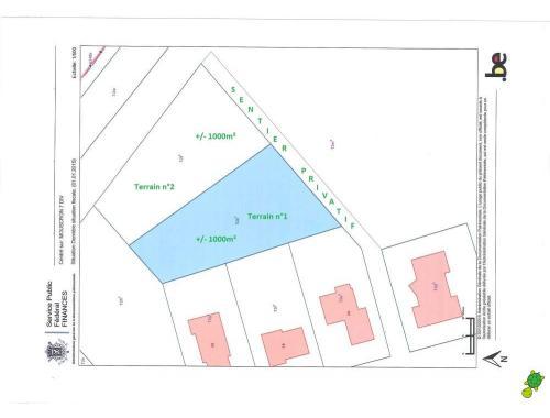 Terrain vendre dottignies dqjb4 for Agence immobiliere 056