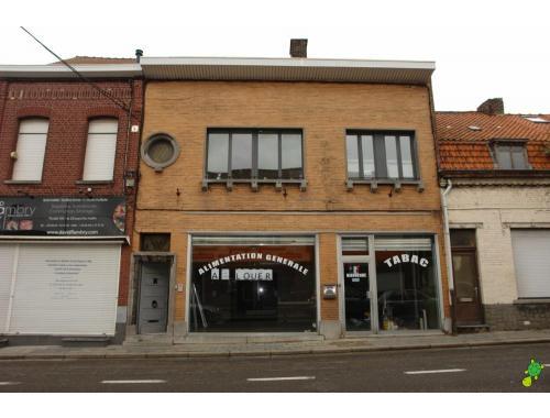 Huis te koop in moeskroen dt40m for Agence immobiliere 056