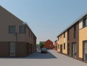 42 MAISONS 3 CHAMBRES AU CENTRE VILLE AVEC PARKING EN SOUS-SOL Toutes les maisons sont idéalement situées au centre de Mouscron, &agrave