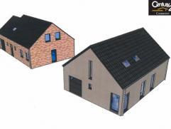 Magnifique nouvelle construction 4 façades située dans un endroit calme et reposant. Comprenant un vaste living de 30m², cuisine, b
