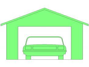 Garage 125/mnd