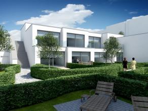 Het nieuwbouwproject Dulle Griet Garden is gelegen op een unieke, zeer centrale en vlot bereikbare ligging in het hart  van het prachtige centrum van