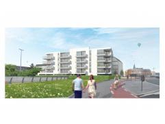 Ons nieuwste project Panorama te Aalter omvateen commercieel gelijkvloers en 16 grote zon-georiënteerde appartementen met grote terrassen e