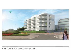 Ons nieuwste project 'Panorama' te Aalter omvateen commercieel gelijkvloers en 16 grote zon-georiënteerde appartementen met grote terrassen