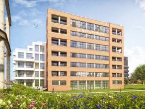Het project Nieuwe Molens wordt gerealiseerd in een voormalige meelfabriek. De kenmerkende industriële voorgevel is opgenomen als bouwkundig erfg