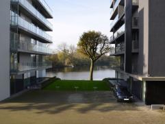 Prachtig appartement gelegen aan de oever van een meer in de residentie 'Lake Resort'. Het appartement geniet een prachtig zicht over het water en een