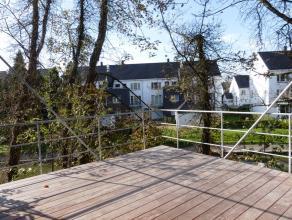 Een uniek pand gelegen in een rustige buurt van Gent, dat is deze loft zeker en vast! Ruimte, strak en modern design, terras met uitzicht op de Leie,