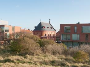 Uniek te koop: de authentieke kapel van het voormalig militair hospitaal te Oostende. Wordt u casco aangeboden. Is zowel geschikt als woon‐,