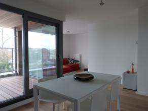 Dit nieuwbouwappartement beschikt onder meer over twee kamers en een ruim terras met Scheldezicht. De bereikbaarheid met de fiets, de auto en het open