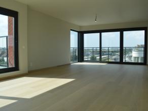 Kwalitatief appartement nabij centrum Roeselare! Panoramisch prachtig zicht!  Het appartement heeft volgende indeling:  ruime inkom (12m²),