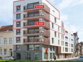 Unieke penthouse met ruime terras en zeezicht! Verder keuze naar afwerking toe mogelijk.   Nieuwbouw project residentie Monique.  - dicht bij zee