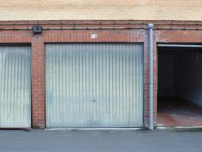 Afgesloten garage te huur Gelegen nabij het Polenplein te Roeselare