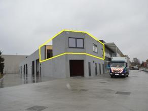 Ruim nieuwbouwappartement van ca. 95m² met 2 slaapkamers, doorloopdressing en ruim terras! Centrale ligging nabij op- & afrit Roeselare.