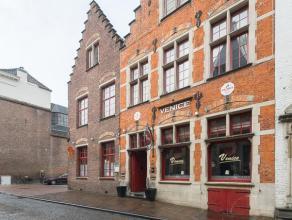 Overname handelsfonds van een volledig ingerichte brasserie-exploitatie op een zeer centrale ligging nabij de Markt in het centrum van Brugge.  Inde