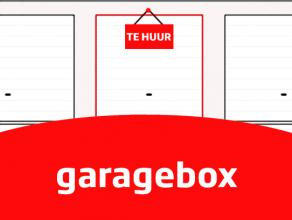 Garage voor 1 personenwagen. € 55/ maand.  1 GARAGE BESCHIKBAAR !!!