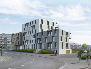 Deze staanplaats komt in het nieuwbouwproject Residentie Neerstad, op de hoek van de Brugseweg en de Stoffelstraat. De staanplaats bevindt zich onderg