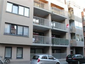garagebox in een nieuwbouw gelegen Jules peurquaetstraat te Oostende. box 12 op de gelijksvloerse verdieping