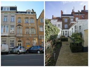 """Deze karaktervolle woning ligt vlakbij het """"Colaertplein"""" en station, de Grote Markt ligt tevens op wandelafstand. De woning zelf beschikt over mooie"""