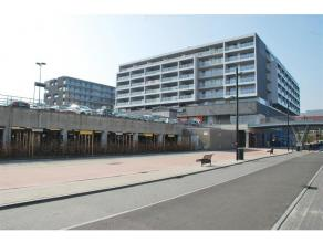 Ondergrondse autostaanplaats (nr. 4) aan het station van Brugge.  - Huurprijs: € 55,00