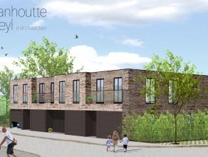 Dit modern woonproject bestaat uit 4 kwaliteitsvolle woningen met elk een eigen tuin en ruim zonneterras. Daarnaast beschikt elke woning over een ge&i