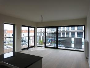 Dit appartement (68,6 m²) met een slaapkamer situeert zich in het nieuwbouwproject 'Blaisantpark'.  Omdat het appartement gelegen is op een hoek