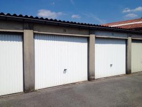 Gesloten garagebox, makkelijk toegankelijk in buurt Sint-Elisabeth.