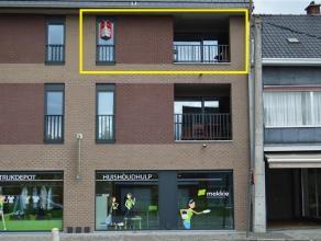 Recent appartement in kwalitatieve residentie Centraal gelegen te Roeselare met een uitstekende aansluiting.  Appartement heeft volgende indeling: