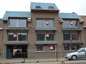 Nieuw appartement met 2 slaapkamers Gelegen in een nieuwbouwresidentie in de Westlaan.  Het appartement heeft volgende indeling: > inkom >