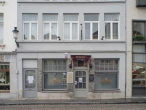 Overname van een volledig geïnstalleerd restaurant/toeristische shop op toeristische ligging in het centrum van Brugge (ter hoogte van de splitsi