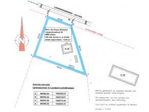 Bouwgrond voor open bebouwing gelegen in het rustige, residentiële Loveld te Aalter, te midden het groen en toch op slechts enkele minuten verwij