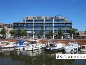 """Casco commerciële ruimte / kantoorruimte van ca. 214m²  in aantrekkelijk nieuwbouwproject """"De Kaai"""" op centrale ligging!   Goede zichtbaarhe"""