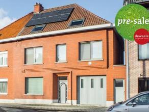 Deze volledig instapklare woning is gelegen op een perceel van ca. 431 m² nabij het centrum van Roeselare. De woning heeft 5 slaapkamers en een g