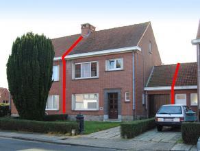 Te renoveren woning op 318 m² gelegen in een rustige woonbuurt aan de rand van het stadscentrum.<br /> <br /> INDELING:<br /> <br /> * gelijkvloe