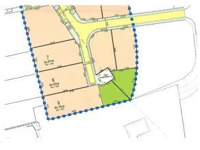 Rustig gelegen bouwgrond nabij het centrum van Rumbeke. <br /> <br /> 3 loten beschikbaar:<br /> - Lot 7: 591 m²<br /> - Lot 8: 593 m²<br />