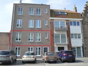 De nieuwbouwresidentie Goesdam ligt op een boogscheut van het station en het stadscentrum van Ieper. Het appartement beschikt over twee slaapkamers, t
