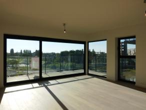 Dit appartement (88,3 m²) situeert zich op de derde verdieping in het nieuwbouwproject 'Blaisantpark'. <br /> Via de leefruimte van dit apparteme