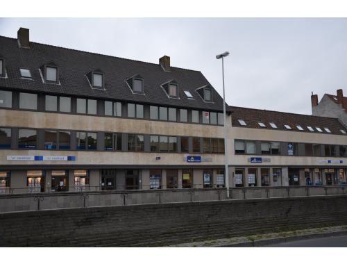 Appartement te huur in Brugge, € 750