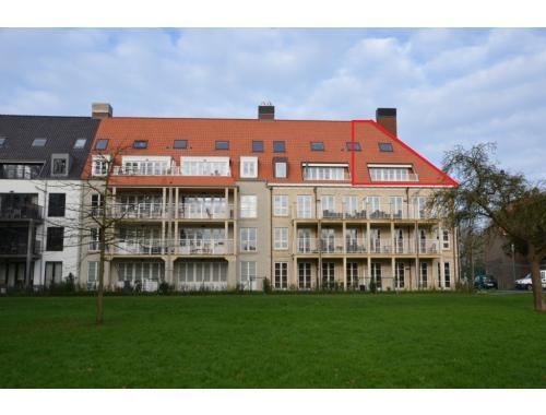 Duplex te huur in Brugge, € 725