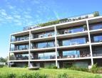 Instapklaar nieuwbouwappartement met 2 slaapkamers en terras gelegen langs de Damse Vaart te Brugge. <br /> <br /> Indeling: 2°V.: inkom - afzonde