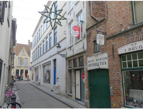 Duplex te huur in Brugge, € 625
