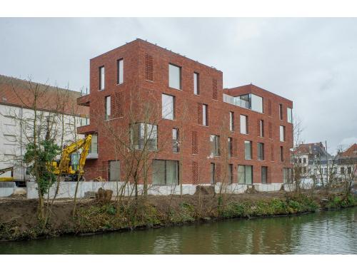 Appartement te huur in gent 875 fmz42 zimmo for Huis met tuin te huur gent