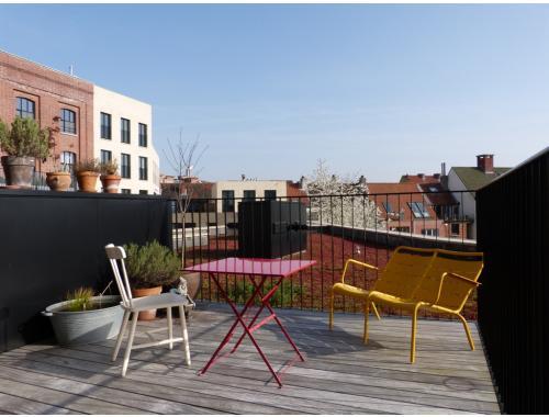 Appartement te huur in gent 900 frqk5 zimmo for Appartement te huur in gent