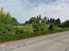 Bouwgrond met een oppervlakte van 990m² gelegen nabij het centrum voor open bebouwing. Vlotte verbinding naar E40, Knokkeweg, sportpark en centru