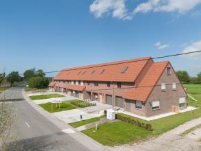 Woonproject Carbonez:  Modern wonen in een landelijke omgeving te Eggewaartskapelle! Op korte afstand van Veurne en de E40.  6 ruime nieuwbouwwoni