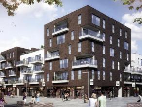 Allerlaatste luxueuze appartementen binnen De Munt te Roeselare.  Deze appartementen zijn opgetrokken rond het centrale De Munt-plein, vlak naast de n