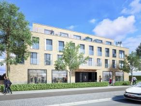 Het woonproject 'Van Houtte Park' is hoofdzakelijk residentieel ingevuld en omvat elf 2-slaapkamer appartementen met ruim terras en vijf woningen met