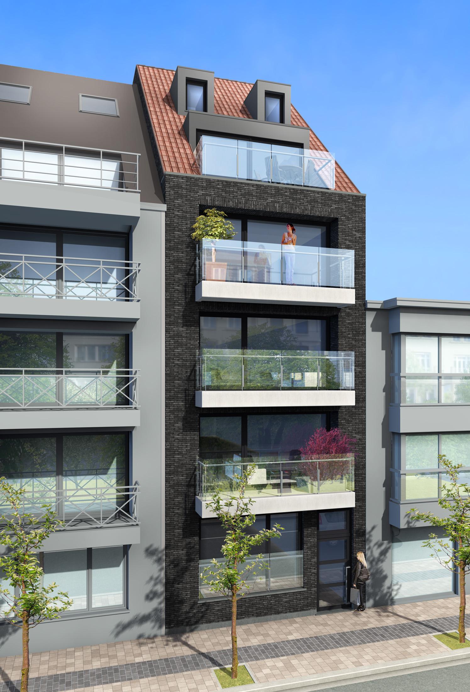 Appartement met 2 slaapkamers te koop in Knokke-Heist (8300) - Zimmo